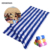 Sand Free Suede Microfiber Beach Towel With Colorful Printing