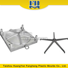 office chair five star base mould plastic chair part injection mould