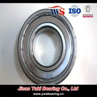 6207 motorcycle steering bearing with seal deep groove ball bearing