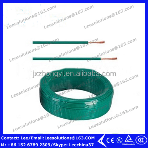 single core stranded electric cable/wires and cables eletricos/copper cable wire electrical