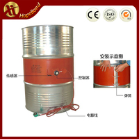 High Quality 200 Litre Drum Silicon Heater Can be Customized