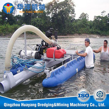 small sand dredging machine,Mini portable sand suction dredger