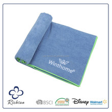 Non Slip Yoga Towels Mat, Custom Yoga Towels Printed