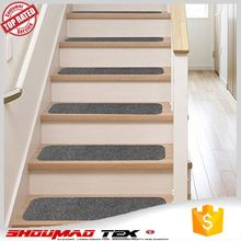 ECO-friendly Comfortability indoor stair treads carpet