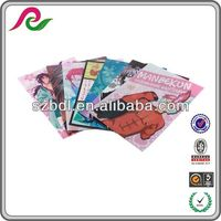 2014 alibaba trust pass L shape file decoration with school file