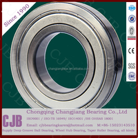World-Class CJB 6206 6206ZZ 6206-2RS 30*62*16 Deep Groove Ball Bearings
