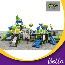 Eco-Friendly Kindergarten children's entertainment playground equipment