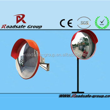 RSG wholesale best reflective road safety traffic convex mirror