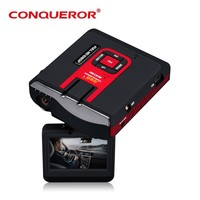 1080 FHD driving recorder car video camera radar detector in car black box