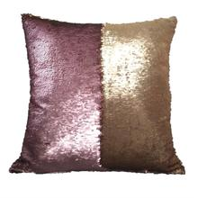 18*18' decorative sequins fabric cushion covers pillow manufacturer