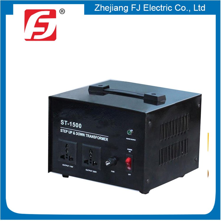 Good quality ST electronic single phase 200w step down transformer