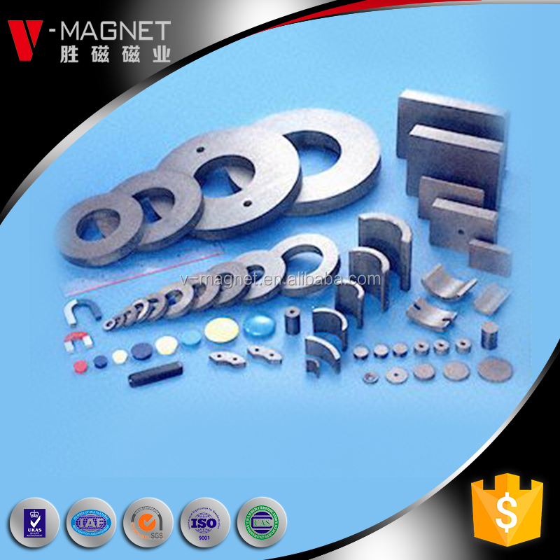 Strong Magnetic Force Disc NdFeB Magnet