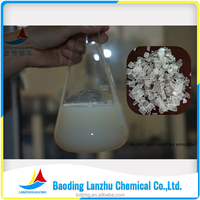 Good Adhesion Acrylic Resin Water Based Acrylic Polymer Emulsion For Paint Ink Coating