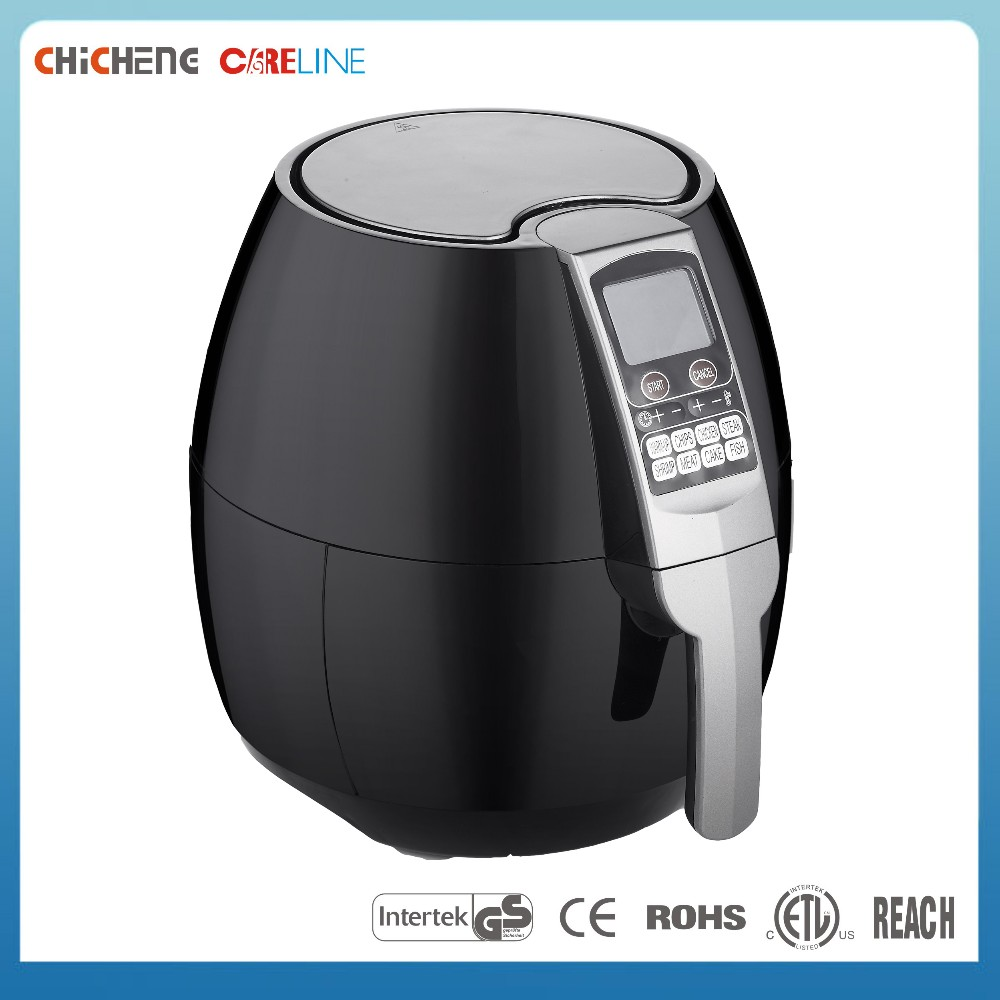 HF-988 LCD air fryer machines low fat sheffield air fryer With LCD Display