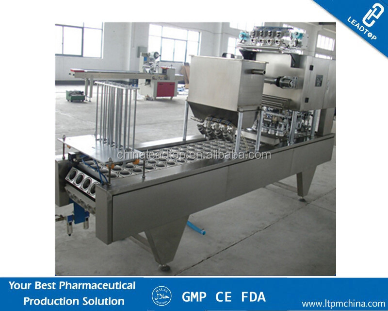 5-10 ml Digital Display Eight Heads Ampoule Vial Filling and Sealing Machine