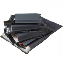 Strong hdpe grey plastic mailing bag for books