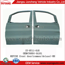 AUTO Front Door-Right for HYUNDAI Refine (Starex) SUYANG hyundai auto parts prices