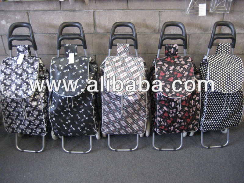 Color Shopping Trolley bag ZZ-302H