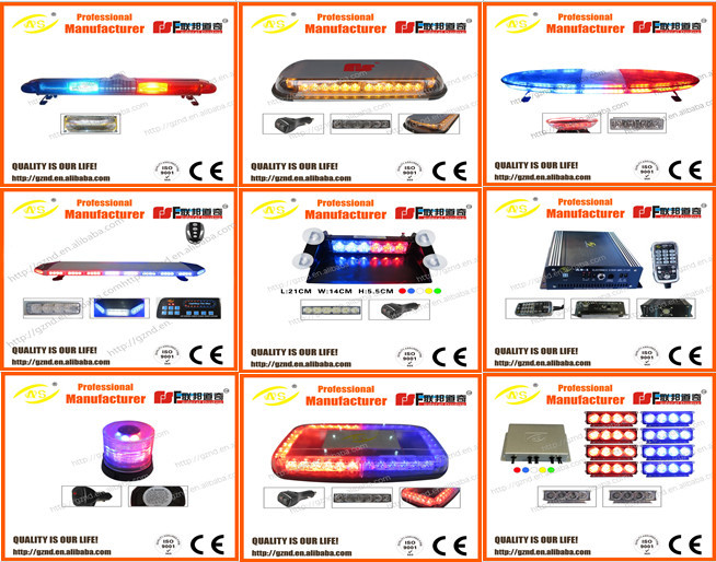 Mini LED Light Bar Roof Led Light Bar Amber
