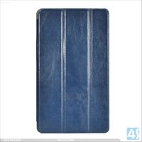 Leather Folio Case Cover for Google Nexus 7 ii