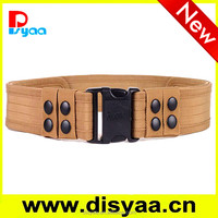 Military Belt With Cordura Fabric For