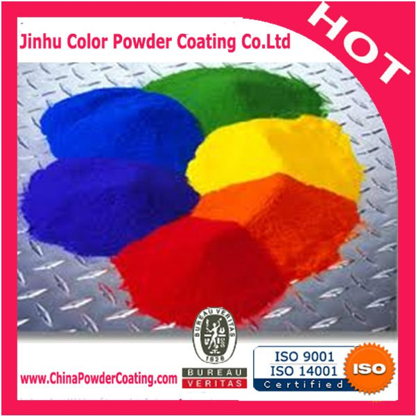 Powder paint powder coating