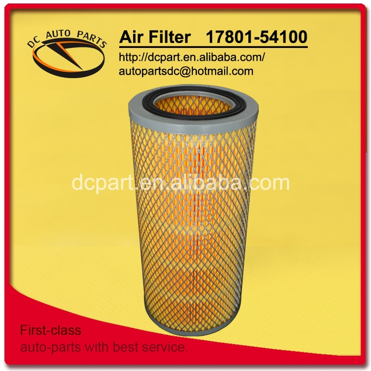 air filter for toyota RZH 1RZ 2RZ // 17801-54100
