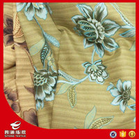 brushed new pigment printing 100% polyester fabric for textile made in china