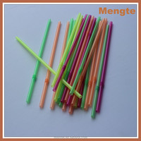 OEM color customised straw for drinks