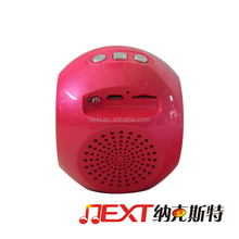 Newest OEM products outdoor bluetooth speaker support tf card