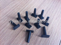 Custom Molded Industrial Rubber Part/rubber dustproof plug