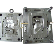 Custom plastic housing/shell/cover/case injection mold remote control housing