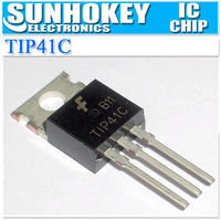 (IC)TIP42C NPN SILICON POWER TRANSISTOR TRANS GP NPN 6A 100V TO-220