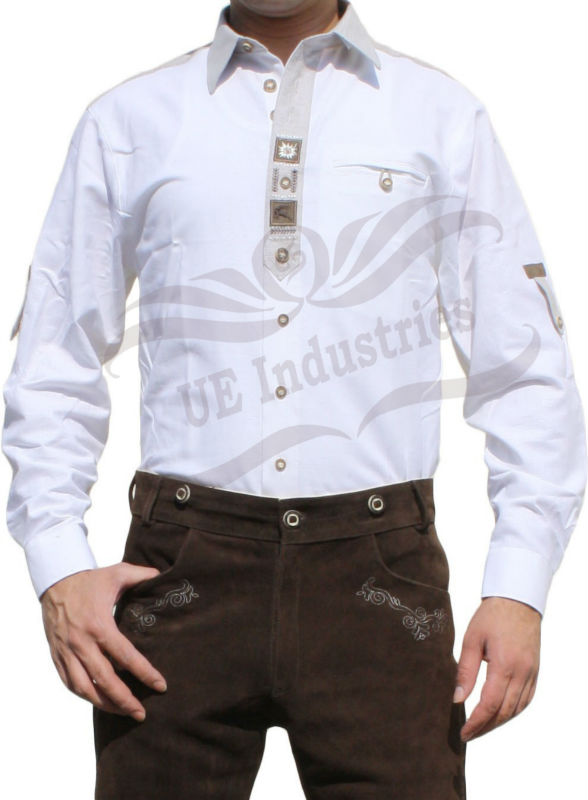 gents dress shirts , bavarian shirt , trachten hemden , trachten shirt , shirt , casual shirt , oktoberfest shirt
