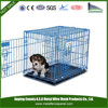 China wholesale wire folding pet crate dog cage / aluminum folding dog cage