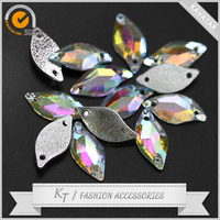 Flat Back Acrylic Rhinestone DIY gamment accessories wholesales