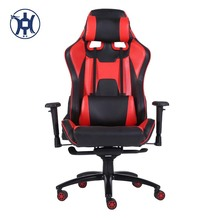 Ergonomic moulded foam lift office chair racer chair
