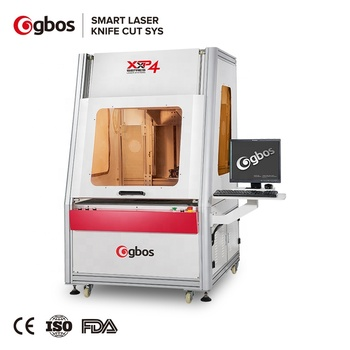 GBOS Denim jeans T shirt CO2 imported laser washing marking engraving system machine for hot sale