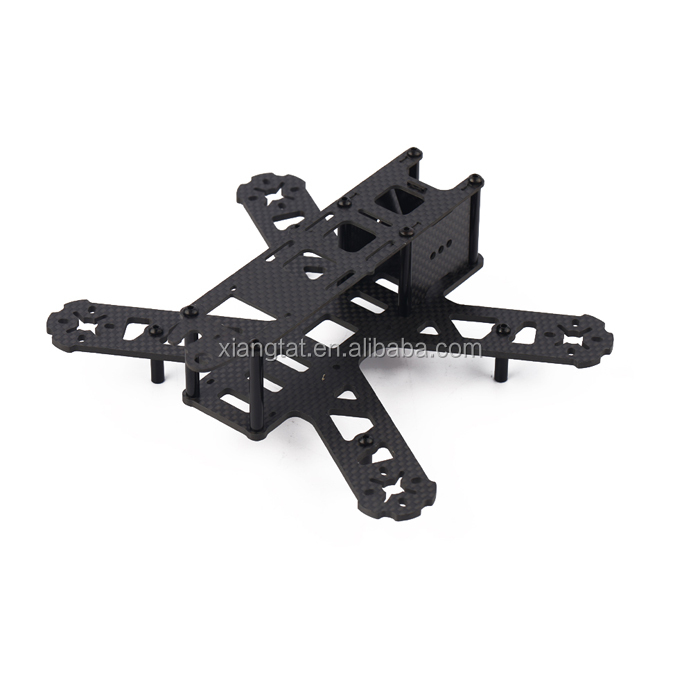 Xiangtat Mini 210mm 210 Pure Carbon Fiber Quadcopter Frame Kit For Lisam LS-210 QAV210