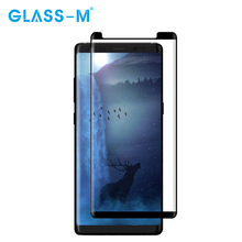 3D Full Cover Best Screen Protector Glass Film for Samsung Galaxy Note 8