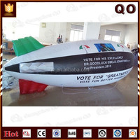 Attractive and durable good quality inflatable helium rc airship