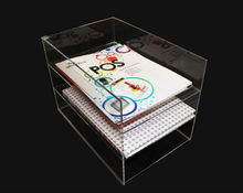 custom clear acrylic document holder