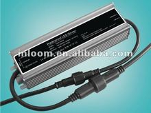 65W 1400mA constant current waterproof LED dimming driver with built-in active PFC