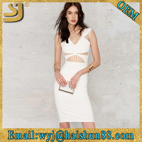 Celebrity bandage bodycon dress wholesale