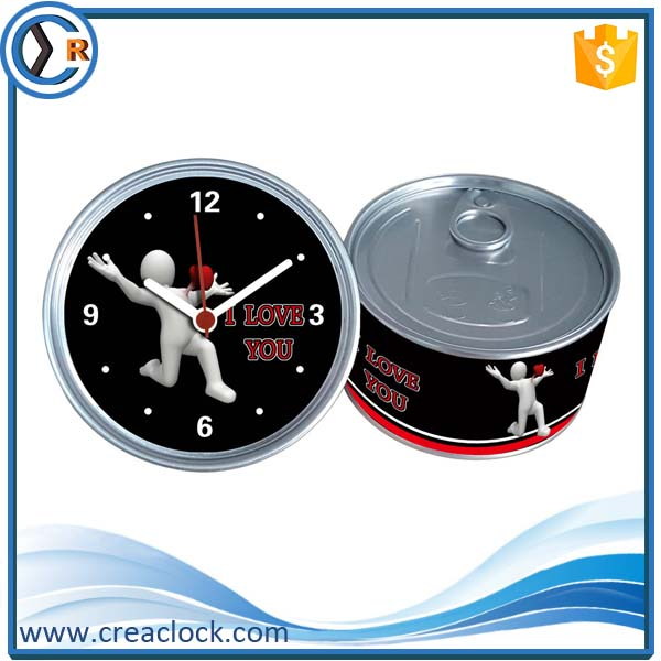Souvenir gift table mini best price small clock for sale