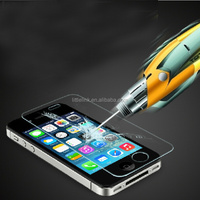 Manufacturer Price 0.26mm Crystal Clear Anti-Bubble 9H Hardness Tempered glass screen protector for iphone 4 4s