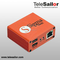 #Free DHL //Unlock box of Sigma box with 9pcs Cable for Chinese mobilephone,Unlock software