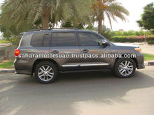 NEW CAR TOYOTA LANDCRUISER VX TURBO DIESEL AUTOMATIC