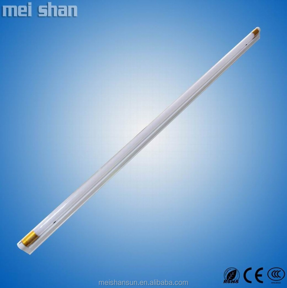 AC220V 600mm 9w T8 led tube glass+PC led SMD5730 T8 LED tube light