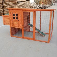Best sell wooden large chicken coop hen house for sale
